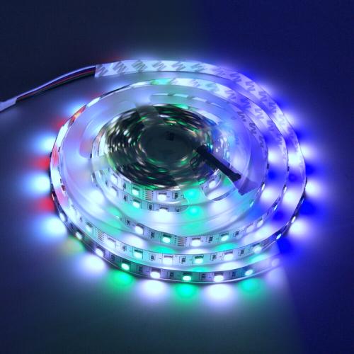 TAŚMA LED RGBW RGB+BIAŁY ZIMNY / Epistar 5050 300 LED / 5mb
