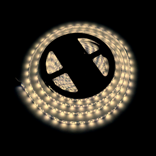 SUPERMOCNA TAŚMA 300 LED 2835/WODOODPORNA/ 5M / BIAŁY CIEPŁY