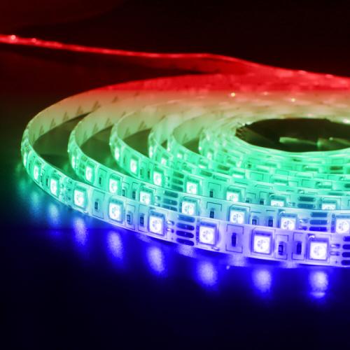 TAŚMA LED RGB Epistar 5050 300 LED /wodoodporna/ 5mb / RGB