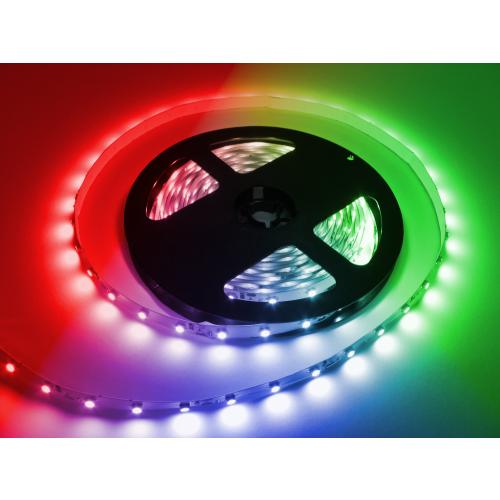 WODOSZCZELNA TAŚMA LED RGB Epistar 5050 300LED IP67 NANO 1m