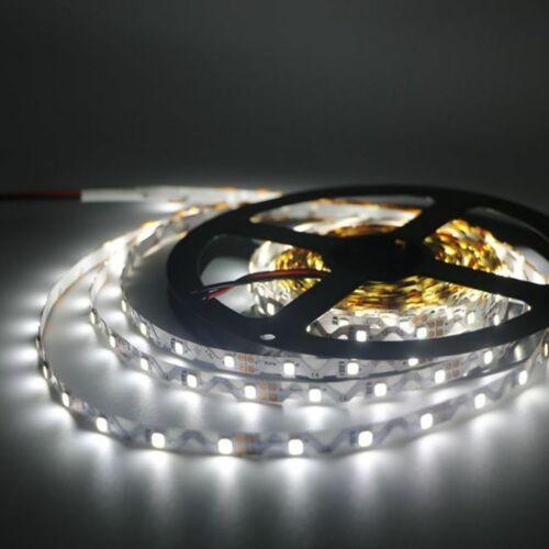 MOCNA TAŚMA 300 LED 2835 S-Shape Wyginana Biały Zimny 5m
