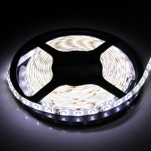 TAŚMA 300 LED Epistar / standard / BIAŁY ZIMNY / 1 metr