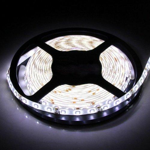 TAŚMA 300 LED / standard / ROLKA 5 m / BIAŁY ZIMNY