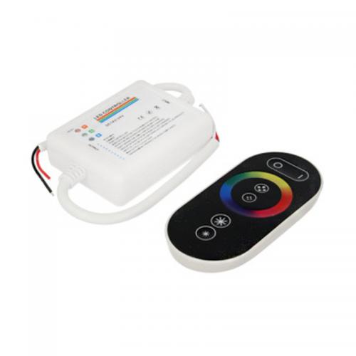 Sterownik RGB RADIOWY +DOTYKOWY PILOT X-Design 218W soft2016