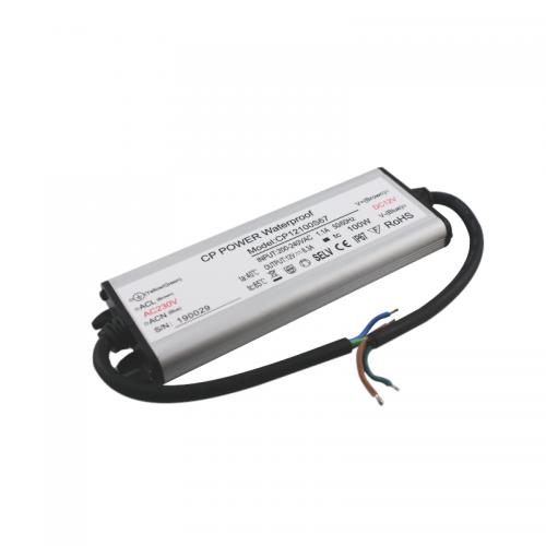 Zasilacz MONTAŻOWY CP Power LED 12V / 100W / 8.3A / wodoodporny / super płaski - IP67