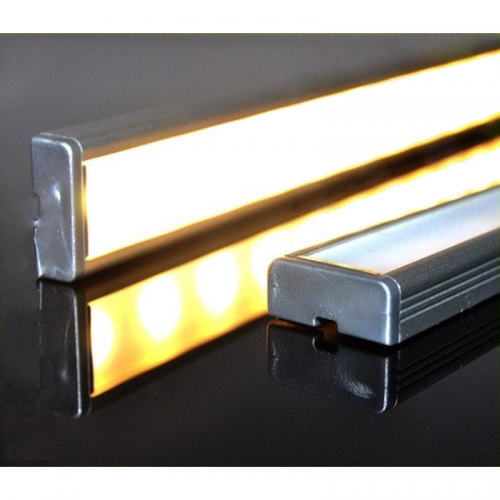 LISTWA LED PODSZAFKOWA Semi 50cm / diody 3528 / ciepłobiała