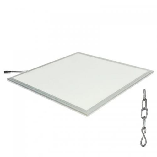 Panel Podtynkowy LED 48W 60cmx60cm Biały Neutralny+Zawieszki
