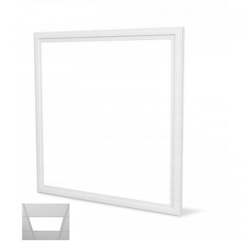 Panel Podtynkowy LED 36W 60cmx60cm Biały Neutralny + Uchwyty