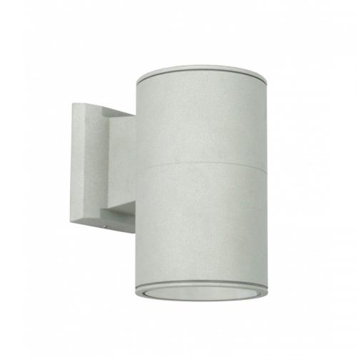 Kinkiet Zewnętrzny świecący w dół E27 Aluminium