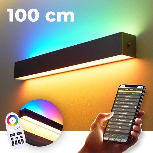 Kinkiet cyfrowy RGB Bengrants Digit Vision 100cm