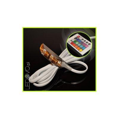 KLIPS LED Ledovo FLUX / KLIPS RGB/ kabel biały