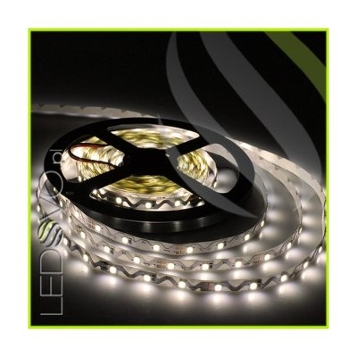 TAŚMA 300LED Epistar 3528 S-Shape Wyginana Biały Neutral 5m