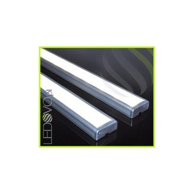 LISTWA LED PODSZAFKOWA Semi 50cm / diody 3528 / zimnoobiała