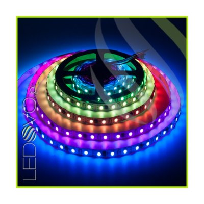 TAŚMA CYFROWA MAGIC STRIP Epistar LED RGB 5m 300LED IP20