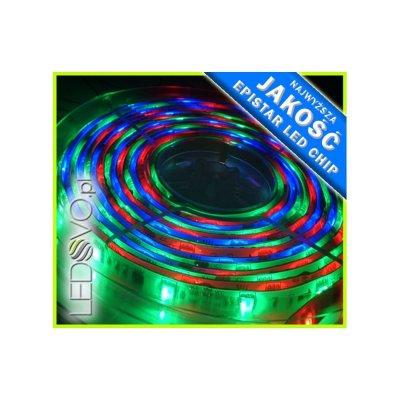 TASMA CYFROWA MAGIC LED RGB + STEROWNIK + ZASILACZ MONTAŻOWY