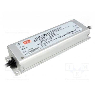 Zasilcz LED ELG-150-12 132W IP65 5 LAT GWARANCJI PFC
