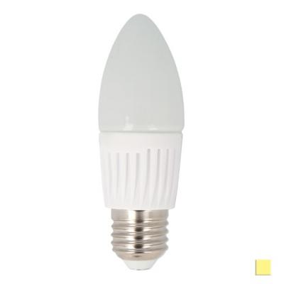Żarówka LED LEDLINE E27 duży gwint C37 świeczka 7W biała neutralna