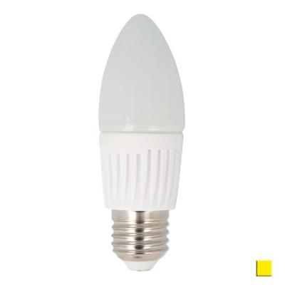 Żarówka LED LEDLINE E27 duży gwint C37 świeczka 7W biała ciepła