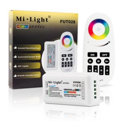 Inteligenty odbiornik Mi-Light RGBW RF 120W + pilot