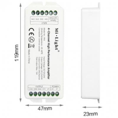 Wzmacniacz sygnału LED Mi-Light