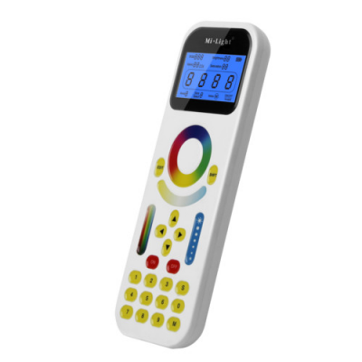 Inteligentny Pilot RGB/RGBW/RGB+CCT 99 STREF LCD