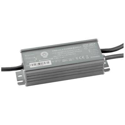 Zasilacz MONTAŻOWY MCHQ LED 24V / 40W / 1.66A / wodoodporny - IP67 PFC DIM