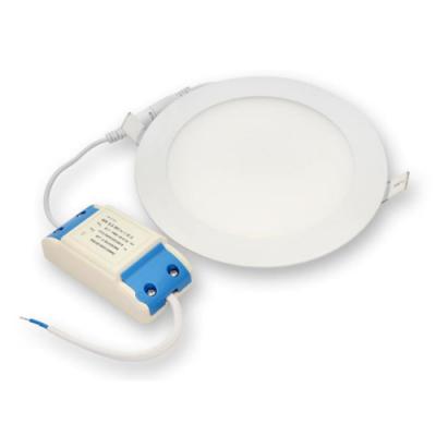 PANEL LED DOWNLIGHT Ledline 12W 900lm 230V biały dzienny + zasilacz