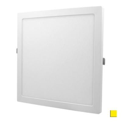 PANEL LED DOWNLIGHT Ledline 24W 2150lm 230V biały ciepły kwadrat