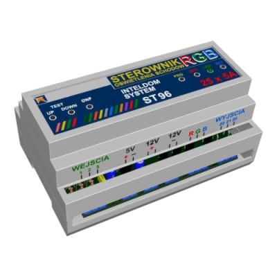 Sterownik Oświetlenia Schodów RGB Premium ST96