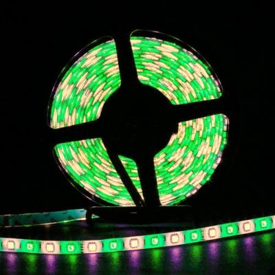 TAŚMA LED RGBW RGB+BIAŁY CIEPŁY / Epistar 5050 300 LED / 24V / 5mb