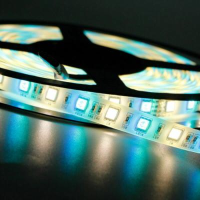 TAŚMA LED RGBW RGB+BIAŁY NEUTRALNY /Epistar 5050 300 LED / 24V / 5mb