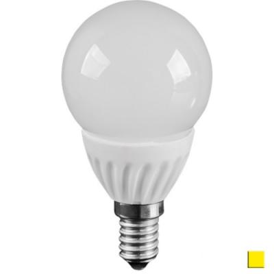 Żarówka LED LEDLINE E14 mały gwint 5W G50 biała ciepła