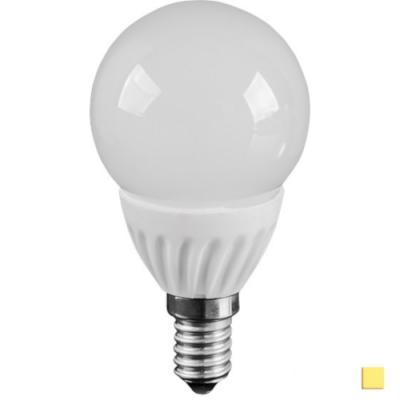 Żarówka LED LEDLINE E14 mały gwint 5W G50 biała dzienna