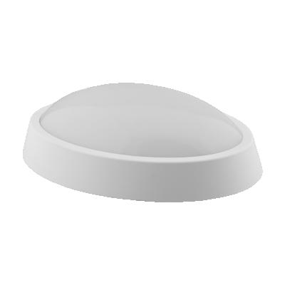 PLAFON LED Owalny RUBI 6W Biały Neutralny IP65 420lm 4000K