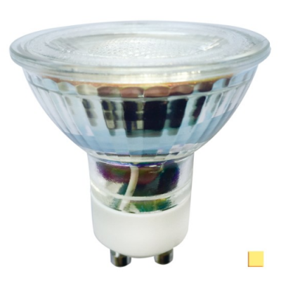 Żarówka LED LEDLINE GU10 halogen 5W 50˚ biała dzienna