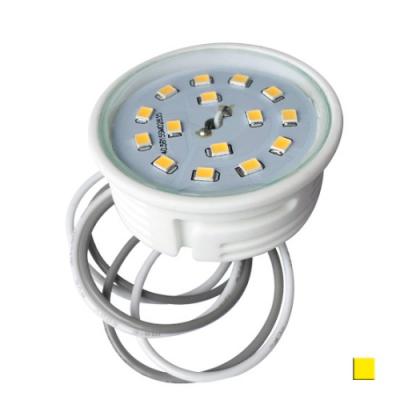 Żarówka LED LEDLINE GU10 halogen 5W BC 50mm biała ciepła