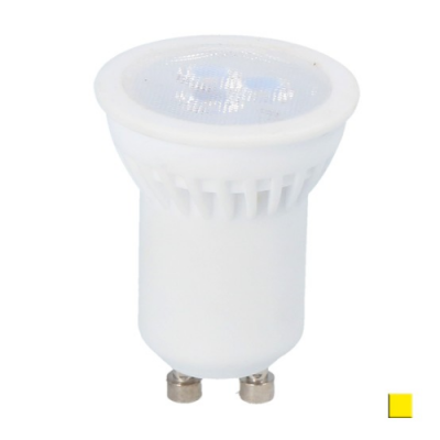 Żarówka LED LEDLINE GU11 halogen 3W 38˚ biała ciepła