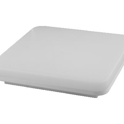 PLAFON LED Kwadratowy RADI 18W Biały Neutralny IP54 1440lm 4000K