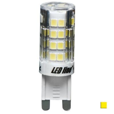 Żarówka LED LEDLINE G9 4W biała ciepła