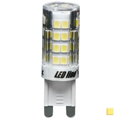 Żarówka LED LEDLINE G9 4W biała dzienna