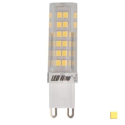 Żarówka LED LEDLINE G9 6W biała dzienna