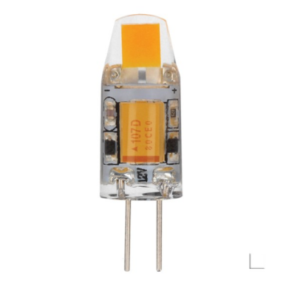Żarówka LED LEDLINE G4 1,5W 10-18V biała zimna