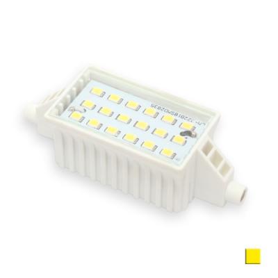 Żarnik LED LEDLINE R7S 6W 78mm biały ciepły