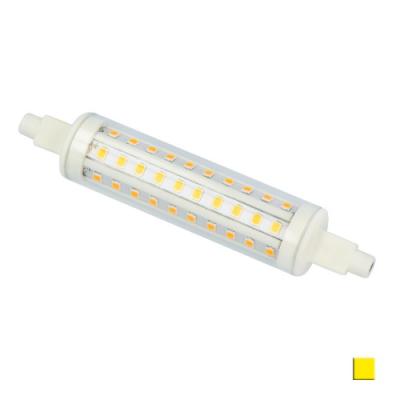 Żarnik LED LEDLINE R7S BC 118mm 10W biały ciepły