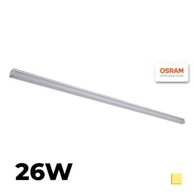 LISTWA LEDOVO Handmade 26W 12V 120cm biała dzienna