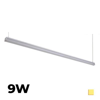Listwa LEDOVO Handmade wisząca 9W 12V 50cm biała dzienna