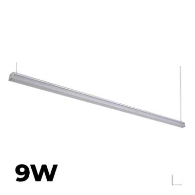 Listwa LEDOVO Handmade wisząca 9W 12V 50cm biała zimna