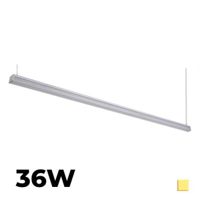 Listwa LEDOVO Handmade wisząca 36W 12V 200cm biała dzienna