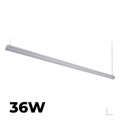 Listwa LEDOVO Handmade wisząca 36W 12V 200cm biała zimna