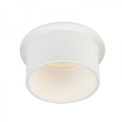 Oprawa sufitowa VITA M oczko LED halogenowa dekoracyjna GU10 okrągła aluminium biały
